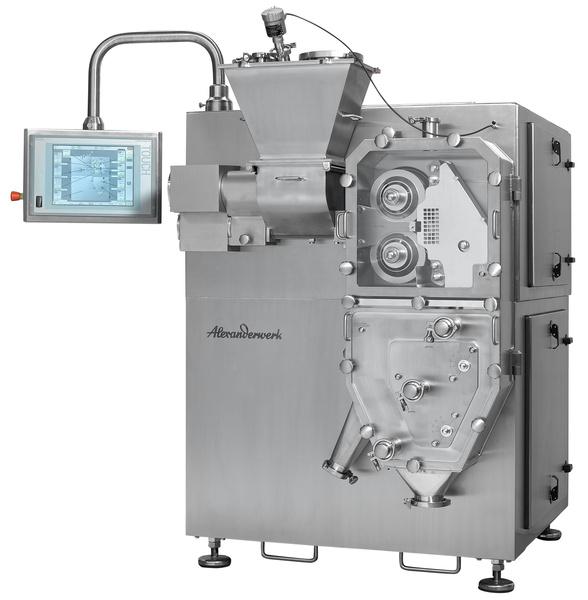 Alexanderwerk WP 200 Pharma - Die Walzenpresse für Ihre Produktion!