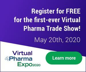 1. Virtual Pharma Expo 2020 - May, 20th